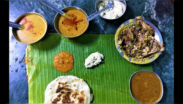 Ramasamy Catering Service