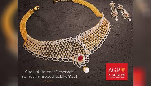 A Geeri Pai Gold and Diamond