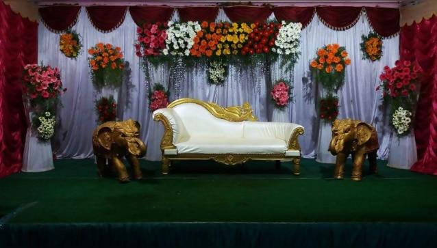 Mohan Krupa Flower Decorators
