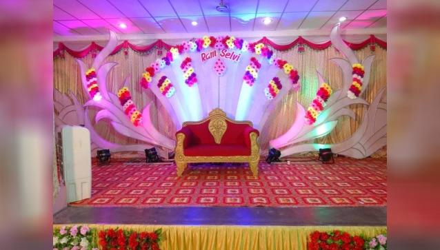 Albedo Event Decoration