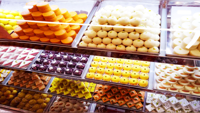 Sri Anand Pure Ghee Sweets
