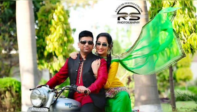 Sangar Photo Color wedding photographer