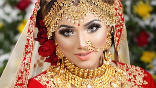 Persona Beauty Touch Bridal Makeup Studio