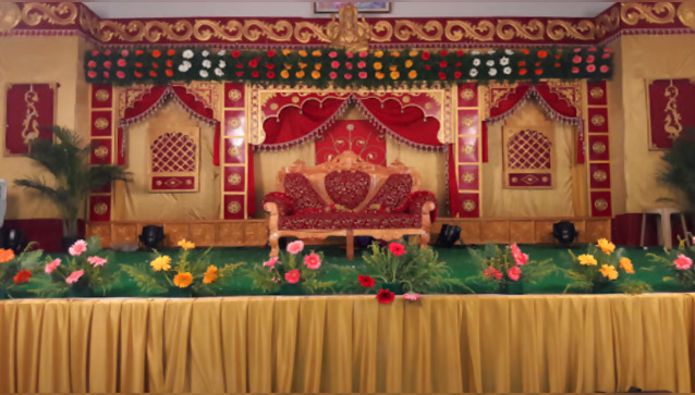 Cornishya Manavarai Decorations