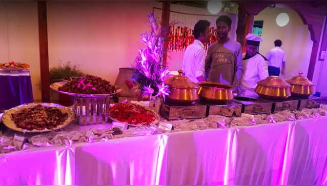 Pinto caterers
