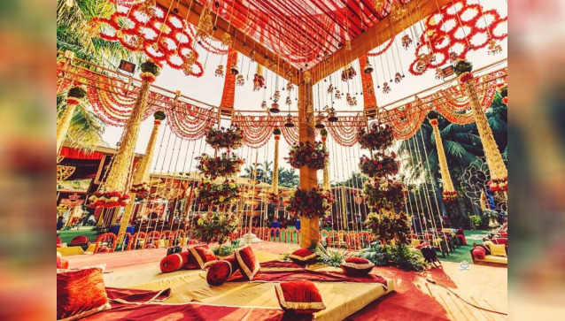 Shrine Events and Wedding Planners