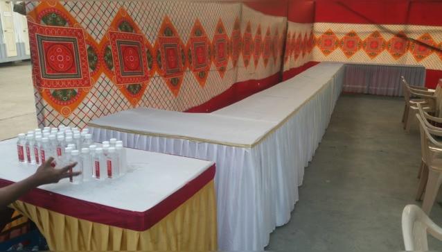 Adarsh Decorators and Caterers