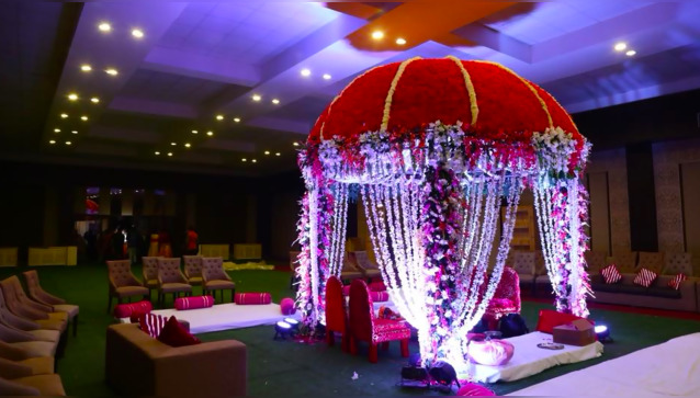 Events by Saurabh and Surbhi