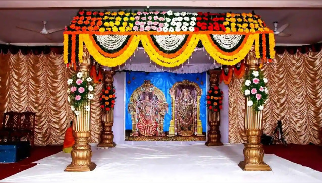 Telangana Decors And Events