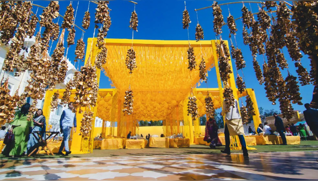 Laxmi Tent House and Flower Decoration