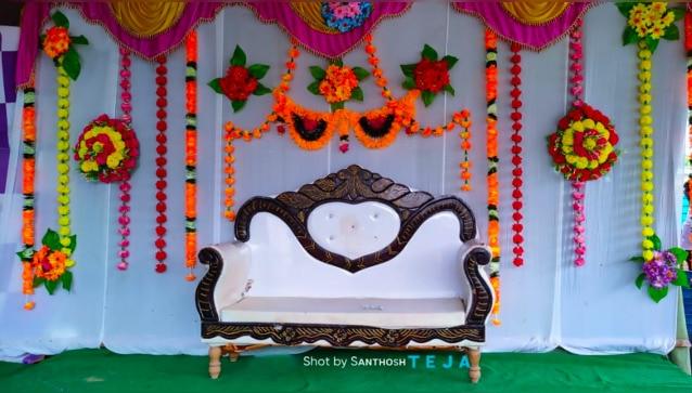 Santhosh Teja Tent House