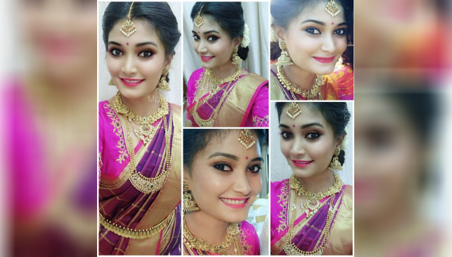 Makeover By Shanthi